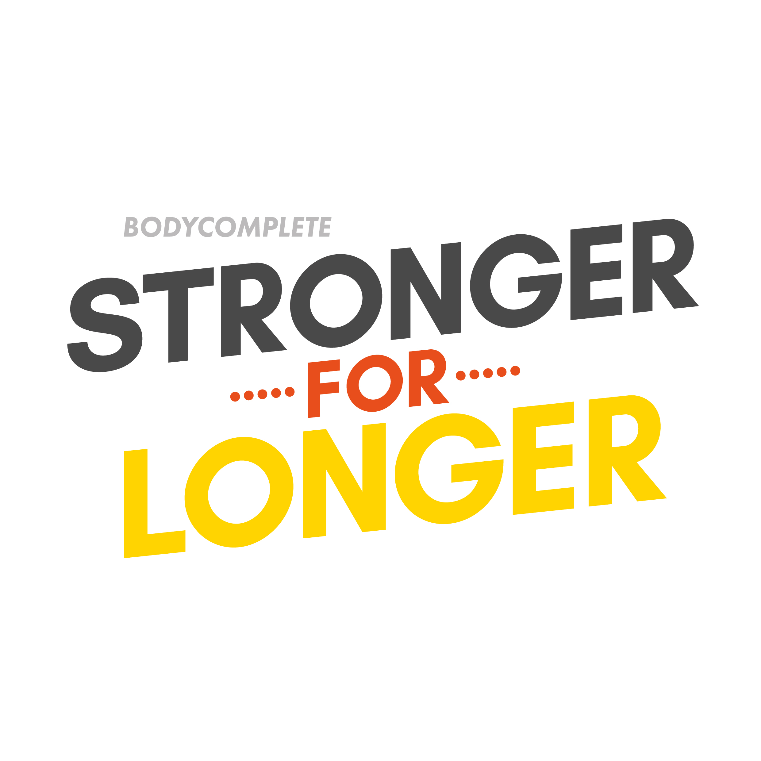 Stronger for Longer